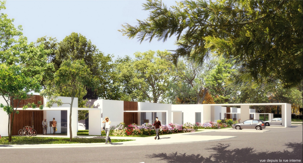 construction d 39 un p le de g rontologie clinique sur le site de l 39 h pital xavier arnozan. Black Bedroom Furniture Sets. Home Design Ideas
